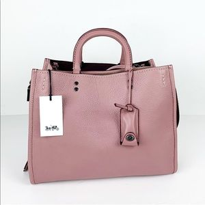 Coach Bags - New Coach 23755 Rogue 1941 Mixed Glovetanned Bag